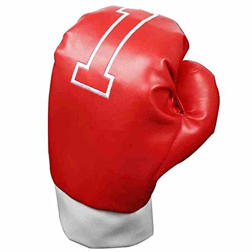 Rot-Holz No 1 Treiber-Boxhandschuhe, Golfschläger-Haube für Driver