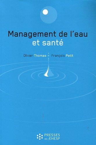 Management de l'eau et santé