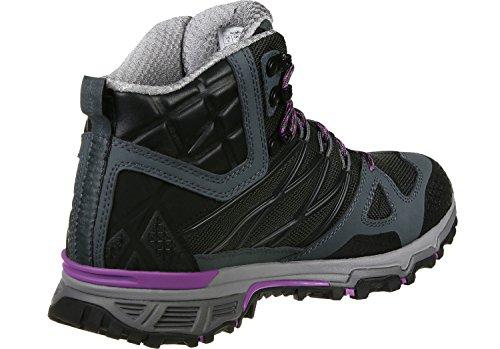 The North Face W Ultra Hike II Mid GTX - Scarponi Trekking per Donna Nero Size: 36