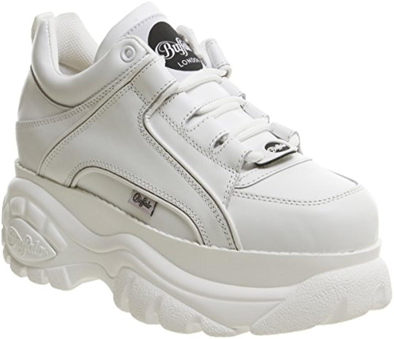 BUFFALO Sneaker Soft Soft Soft Blanco 01 Taglia 39 - Colore Bianco 186717