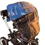Permiten el paso de la para adaptarse al cuerpo Koodee funda protectora contra la lluvia interconexión de redes de búfalo asiento para carrito de bolsa de una unidad de