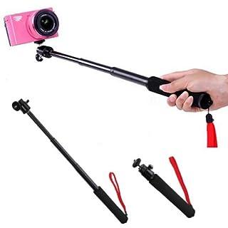 Teleskopstange Handheld Monopod für Digitalkamera Camcorder.
