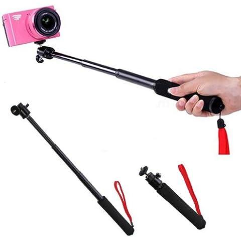 Telescópico Pole mano Monopod para Videocámara Cámara digital.