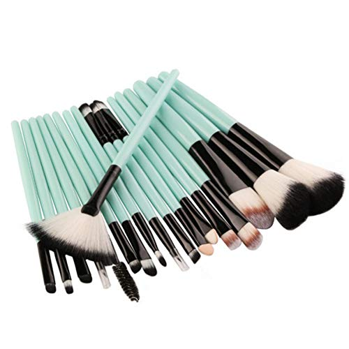 AHEFA18 Stücke Make-Up Pinsel Set Comestic Powder