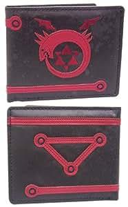 Fullmetal Alchemist - Brotherhood Ouroboros Symbol Geld-Börse Geldbeutel Portemonnaie US Import Original & Lizensiert