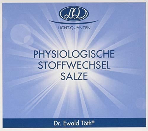Dr. Töth Physiologische Stoffwechsel Salze Licht-Qanten (118 g) -