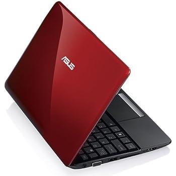"""ASUS Eee PC 1015CX-RED009S Ordinateur Portable 10.1 """" 320 Go Intel Windows 7 Starter Rouge [Ancien Modèle]"""