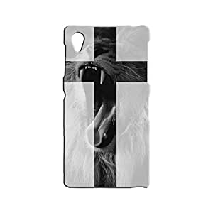 G-STAR Designer 3D Printed Back case cover for Sony Xperia Z1 - G2377