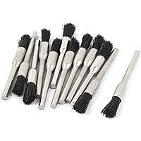 10stuks 1/8Inch Shank 5mm Pen Nyion borstel voor Dremel gereedschap