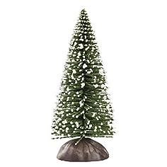 Mini Tanne grün weiss ca 8 cm