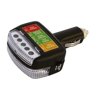 Carpoint 0623426 Testeur de Batterie