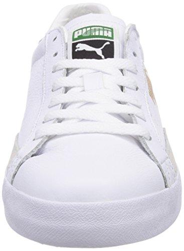 Puma Match Vulc Unisex-Erwachsene Sneakers Weiß (white 11)