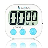Best Kitchen Timers - Kitchen Timer Barisc Digital Kitchen Timer with Large Review