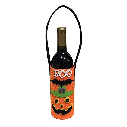 - Wein Flaschen Halloween Kostüm