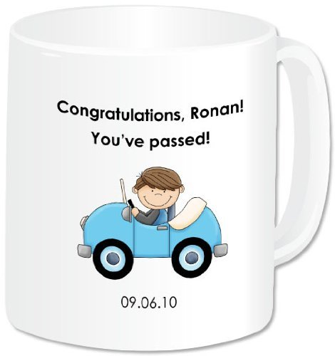 gift for passing drivers test