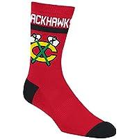 Reebok Chicago Blackhawks 2015 Faceoff NHL Socken