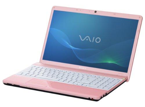 Sony VAIO EB3E1E/PI 39,3 cm (15,5 Zoll) Notebook (Intel Core 2 Duo P6100, 2GHz, 4GB RAM, 320GB HDD, ATI Park-XT 512MB, DVD, Win 7 HP)