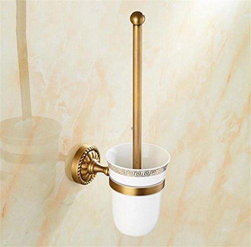 FAFZ All-rame set portasciugamani, mensole bagno, in stile europeo portasciugamani ( colore : 4# )