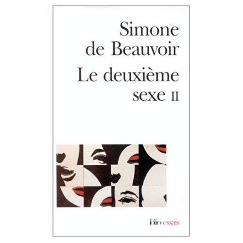 Le\Deuxieme Sexe Vol. 2 L'Experience Vecue par Simone de Beauvoir