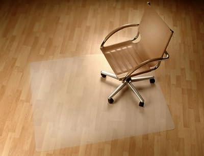 Floordirekt PP - 10 Größen zur Wahl - Bodenschutzmatte mit TÜV für Hartböden von Floordirekt - TapetenShop