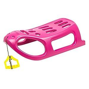 Prosper Plast isbseal-r98586x 46x 25cm Little Seal Schlitten, pink (6-teilig)