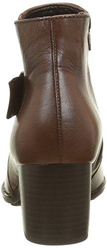 Gabor Shoes Basic, Stivaletti Donna Marrone (caramello Effekt)
