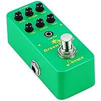 Donner Green Land Mini Preamp Gitarre Elektrische Gitarre Vorverstärker Effektpedal