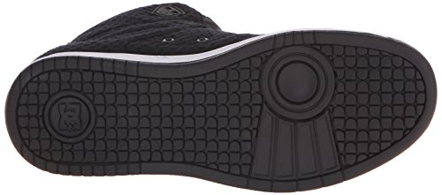 DC ShoesRebound High Tx Se - Sneaker Donna Black/white/gold