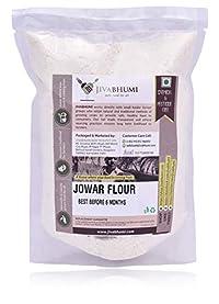 Jivabhumi Organic Jowar Flour, 2 kg