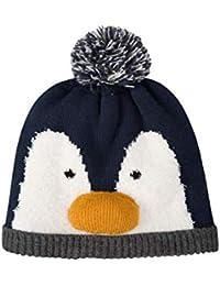 Mountain Warehouse Pinguino Cappello per Bambini - Resistente e Foderato in  Pile 4ae6f40274d9