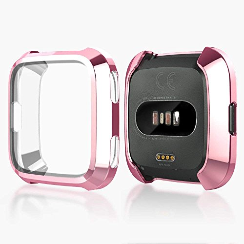 KTcos Funda protectora Fitbit Versa