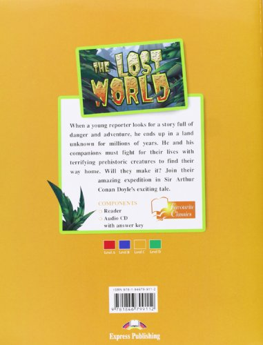 The Lost World (+ CD)