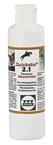 QUICKSTAR 2.1 Deckenwaschmittel --- Größe 250 ml