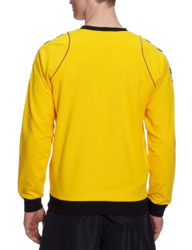 Hummel  Herren Training Sweatshirt Bee Authentic sports yellow