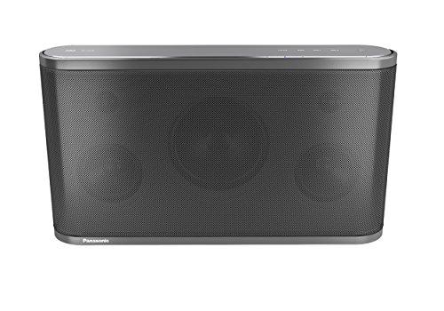 Panasonic SC-ALL8EG-K Wireless Multi-room Lautsprechersystem (Qualcomm AllPlay, streaming, 80 Watt RMS, 12 cm Subwoofer) schwarz - Panasonic Multi-system-tv