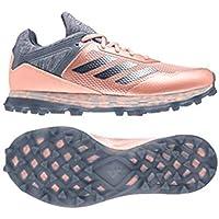 sale retailer f2b5c 810c7 Fabela Zone Hockey Astro Training Shoes 2018 - PinkGrey