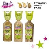 Trio Diam's 3D et miroirs