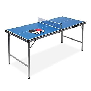 Relaxdays Mesa Ping Pong...
