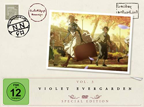 Violet Evergarden - Vol. 3 [Alemania] [DVD]