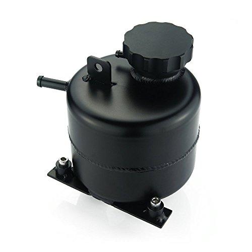 Heinmo Radiateur liquide de refroidissement d'extension en alliage Réservoir pour 2002-2006 Mini Cooper S 05-08 R52 (Noir)