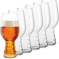 Spiegelau - Set di 6 bicchieri classici da birra IPA - Ipa Birra
