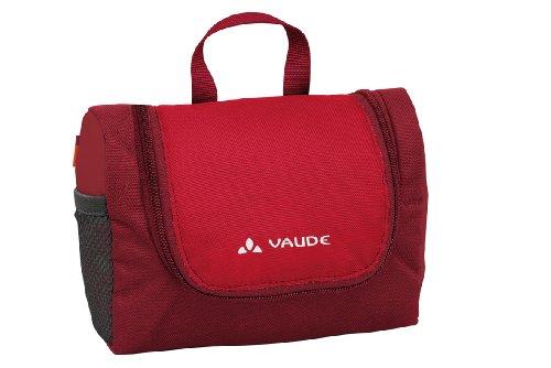 Vaude Unisex-Kinder Kulturtasche Bobby, Salsa/Red, 15 x 18 x 6 cm, 1 Liter, 15127