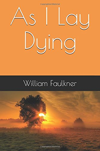 Book cover for As I Lay Dying