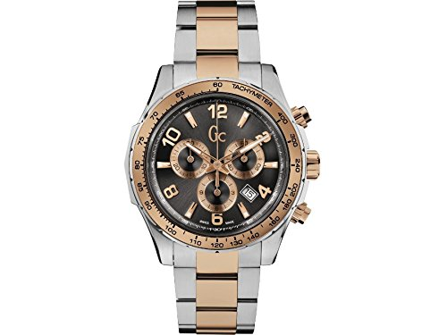 GC by Guess reloj hombre Sport Chic Collection Techno Sport cronógrafo X51004G5S