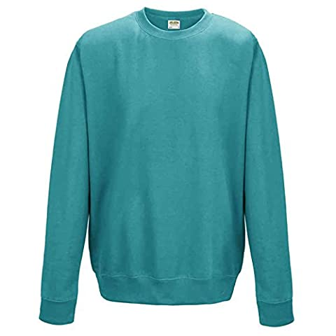 AWDis - Sweat-shirt - Moderne - Homme - bleu - XX-Large