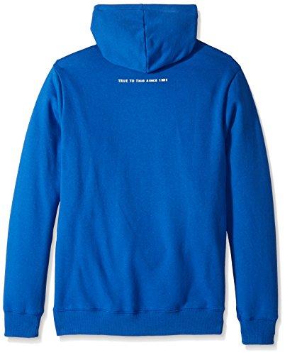 Volcom Herren Supply Stone Pullover Kapuzenpullover True Blue