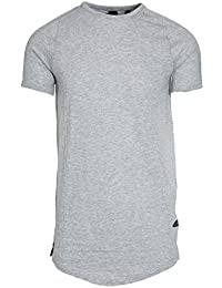 T-shirt Japan Rags Bamtrelon Grey Melange 0249