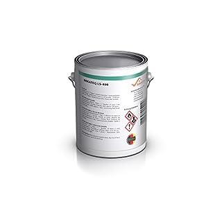 BEKATEQ LS-490 PROFI Buntlack 2in1 glänzend 2,5l RAL9010 Weiss, Kunstharzlack, UV-stabil, schnelltrocknend, schlagfest