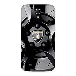 Enticing Lm Wheel Back Case Cover for Galaxy Mega 6.3