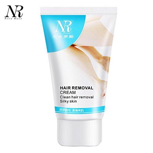 Tefamore NR starke dauerhafte Haarentfernungs-Creme aufhören Wachstum Inhibitor Haarentfernung (Haar Inhibitor Creme)
